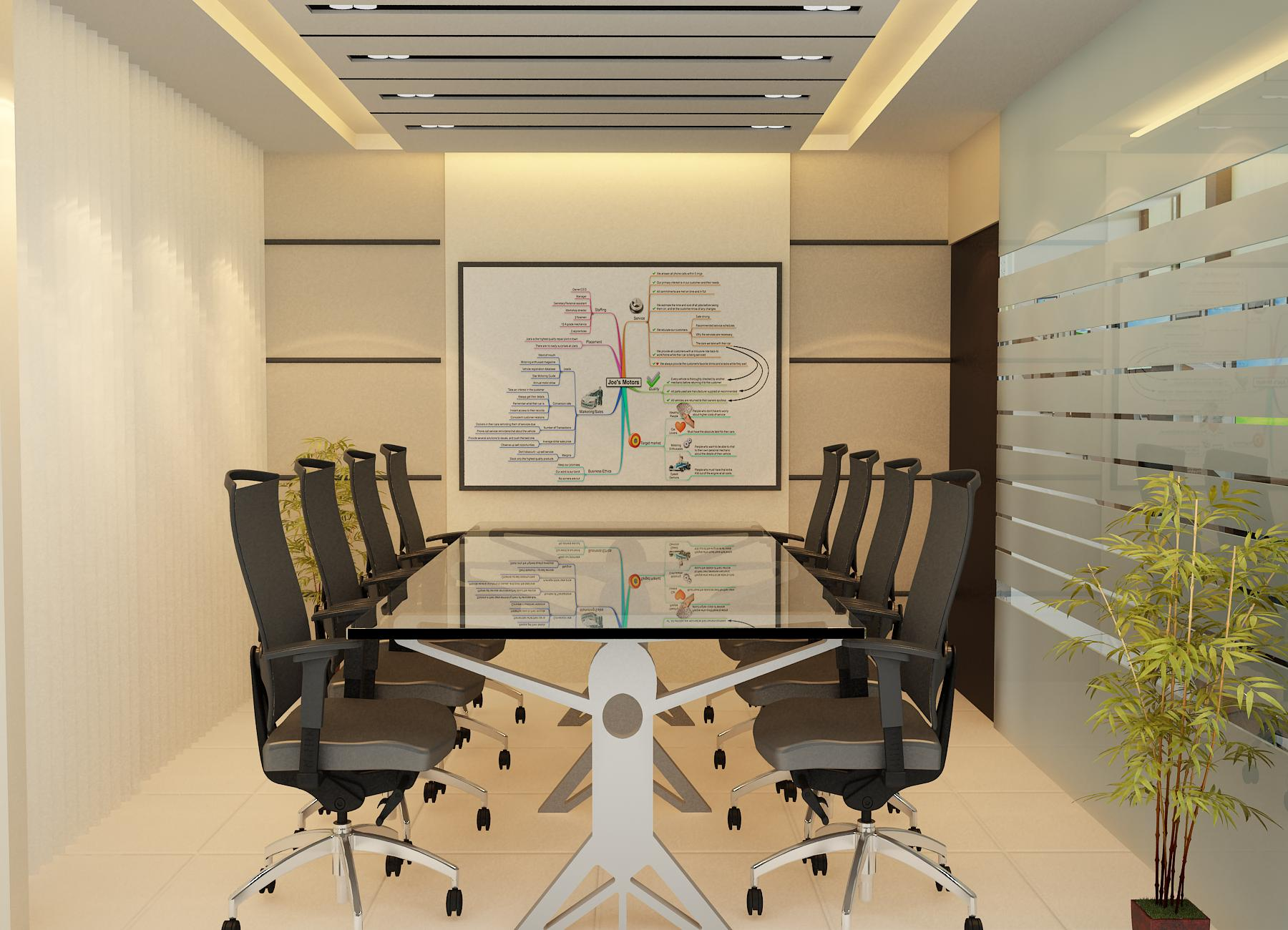 Design of Conference Room