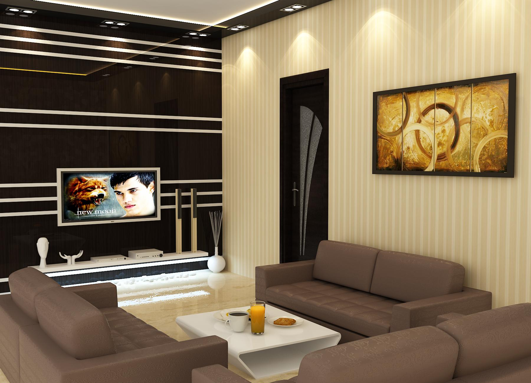Lounge Area Design