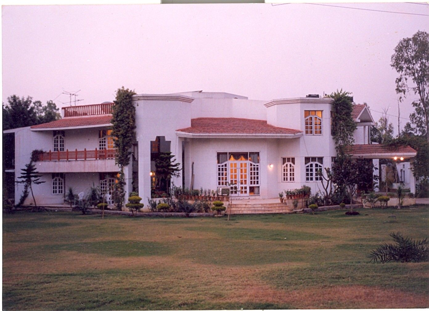 The Jain Farmhouse, Manglapuri, Delhi